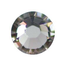 스와로브스키 플랫백 #2088 크리스탈 블랙다이아몬드 SS16 72P