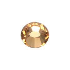 스와로브스키 플랫백 #2058 라이트콜로라도토파즈 SS9 72P