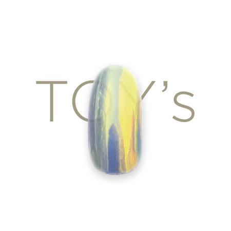 TOY's × INITY 드림파우더 T-DR01 메탈화이트