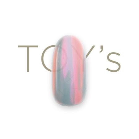 TOY's × INITY 드림파우더 T-DR04 핑크