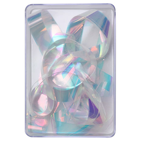 샤레도와 오로라 필름 slim cut Blue Pearl (BP)