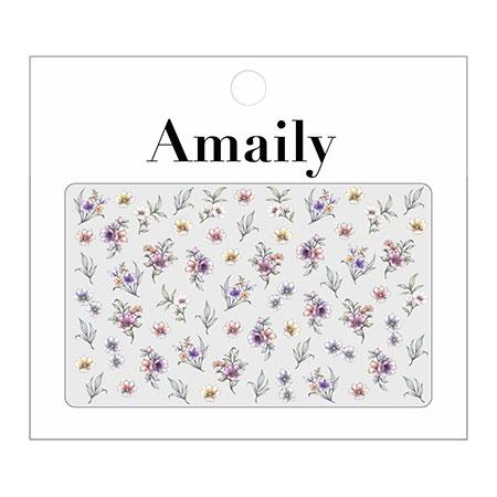 Amaily 네일씰 No.1-30 테이스트 풀부케