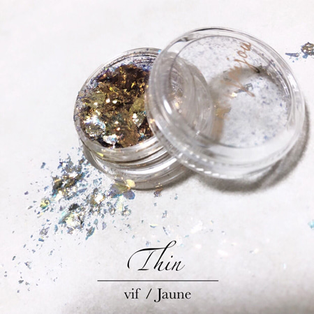jou jou ◆틴 vif・Jaune