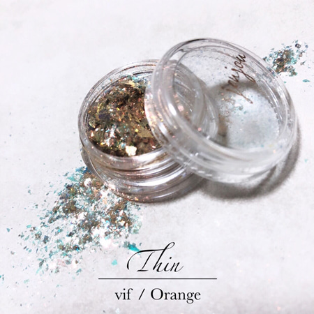 jou jou ◆틴 vif・Orange