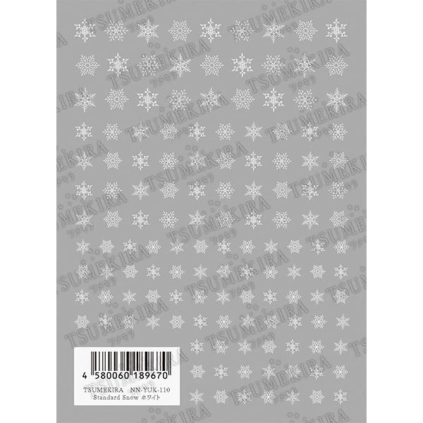 츠메키라 Standard Snow 화이트 NN-YUK-110
